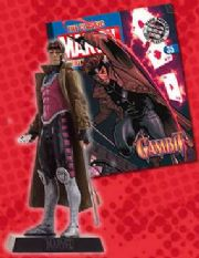 Classic Marvel Figurine Collection #035 Gambit Eaglemoss Publications